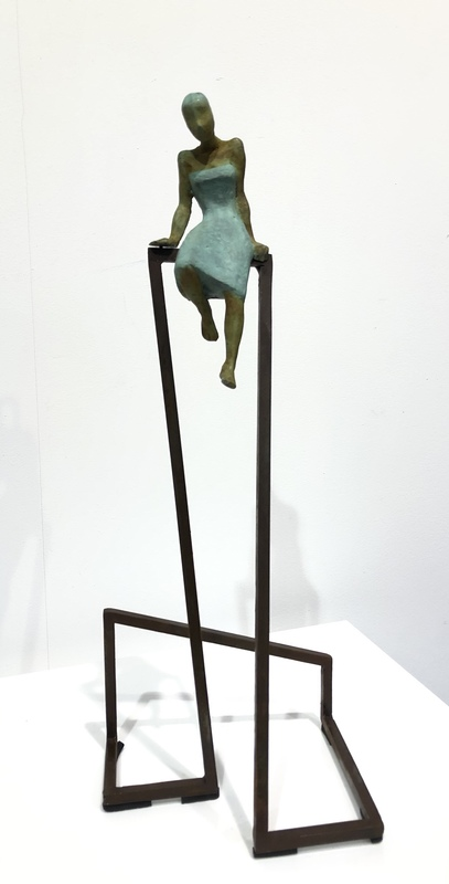 Joan ARTIGAS PLANAS - Sculpture-Volume - Small acrobat