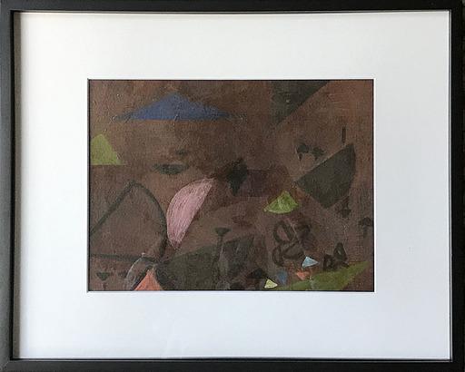 Hans Joachim BREUSTEDT - Pittura - «Landschaft»