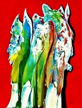 Jacqueline GAGNES-DENEUX - Peinture - BOURGEON