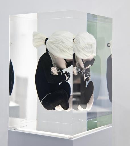 Alexandre NICOLAS - Sculpture-Volume - Karl Foeutus