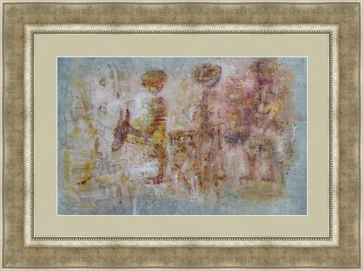 Levan URUSHADZE - Peinture - Donkeys