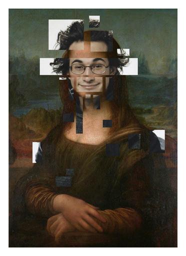 John HAMON - Print-Multiple - « Exposition pirate Louvre »