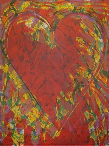 Jim DINE, The New Building