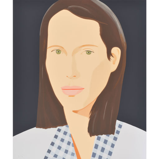 Alex KATZ - Print-Multiple - Christy