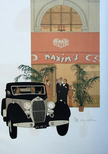 Denis Paul NOYER - Print-Multiple - MAXIM'S