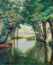 Paul Émile PISSARRO (1884-1972) - Landscape