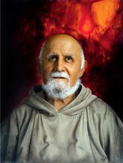 Bryan DRURY - Pintura - Father Andrew Apostoli