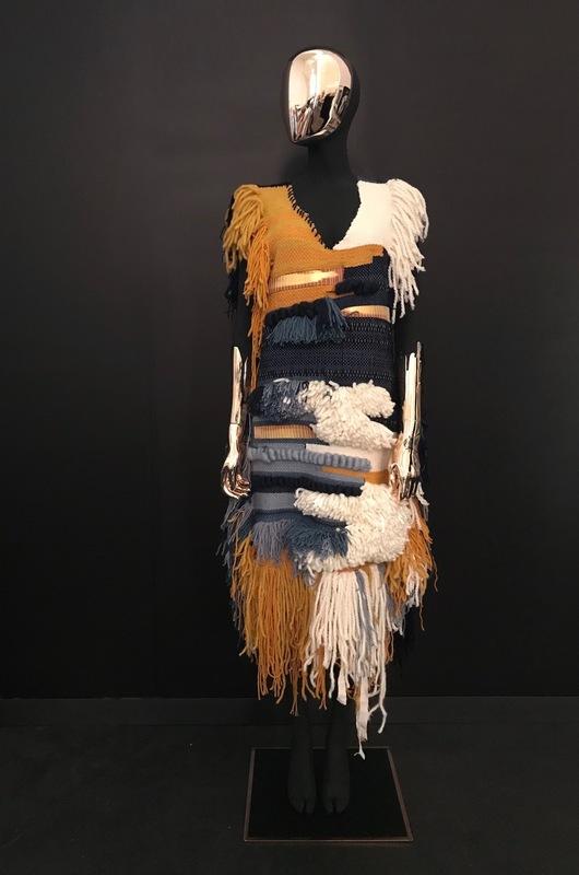 Lena MALEVITIS - Sculpture-Volume - Silùet I