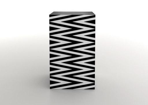 Marcello MORANDINI - Escultura - Cupboard object – Mobile Costanza