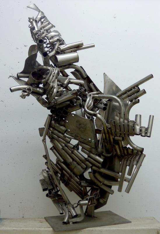 Albert FÉRAUD - Sculpture-Volume - Sans titre 1978