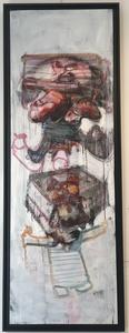 DADO - Gemälde - untitled