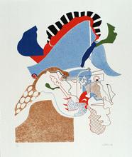 Simon DITTRICH - Grabado - Candide