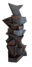 Donald Patrice LABORIE - Sculpture-Volume - Abstraction