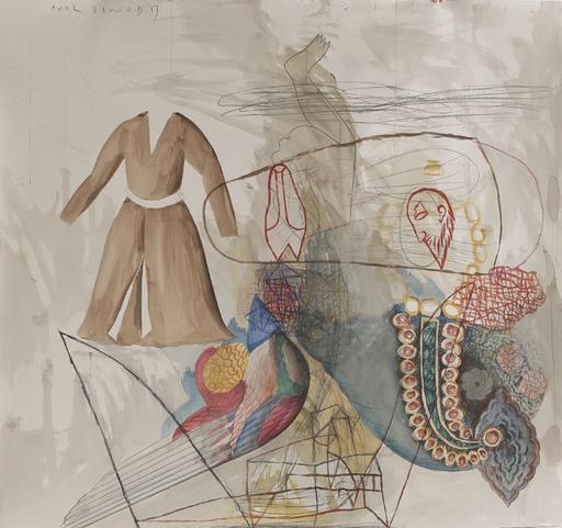 Amar DAWOD - Pintura - The Ta-sin of Understanding I