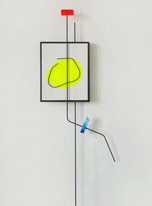 Anne DE NANTEUIL - Pittura - « Sans-titre »