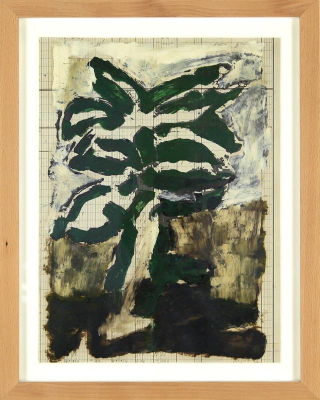 Jean-Pierre PINCEMIN - Peinture - Sans titre