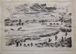 Lovis CORINTH - Print-Multiple - Wide Landscape