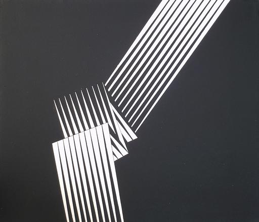 Gianfranco ZAPPETTINI - Painting - Struttura in B 24