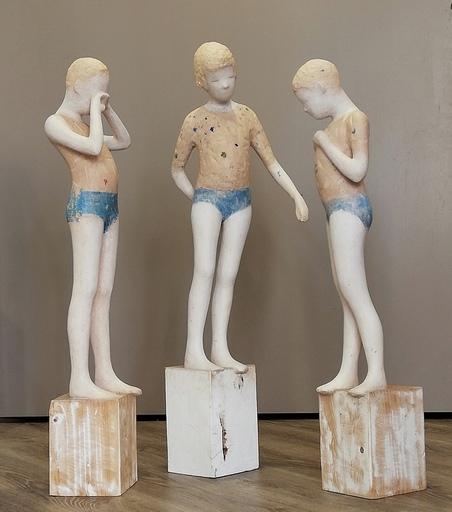 Sabina FEROCI - Escultura - trittico
