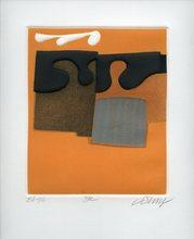 Bertrand DORNY - Grafik Multiple - GRAVURE 1979 SIGNÉE CRAYON NUM EA/6 HANDSIGNED NUMB ETCHING