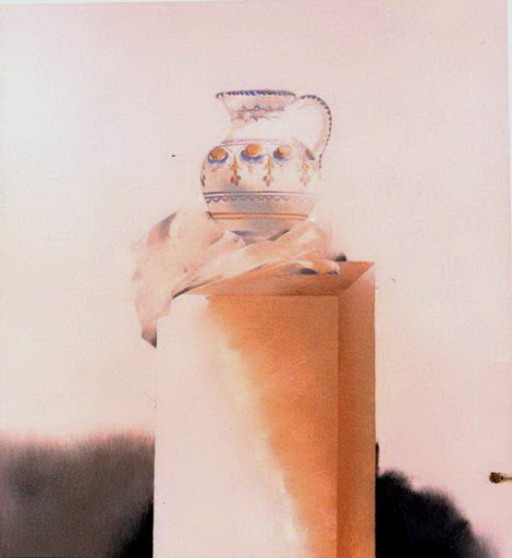 Alejandro GONZALEZ PASCUAL - Gemälde - ceramica