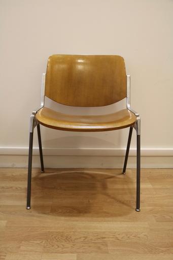 Giancarlo PIRETTI - Suite de six chaises