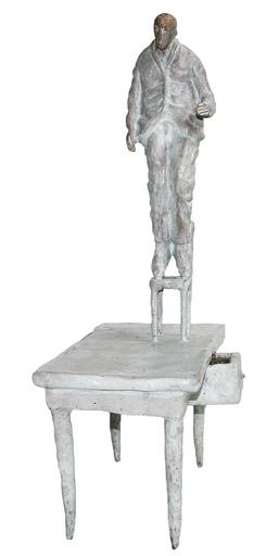 Pino DEODATO - Sculpture-Volume - Equilibrio precario
