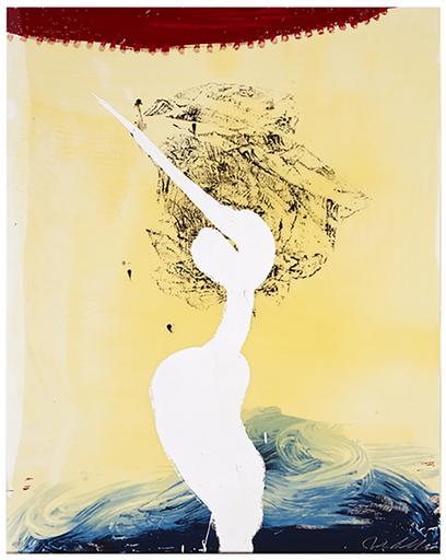 Julian SCHNABEL - Print-Multiple - Bandini (his Foe Pursued)