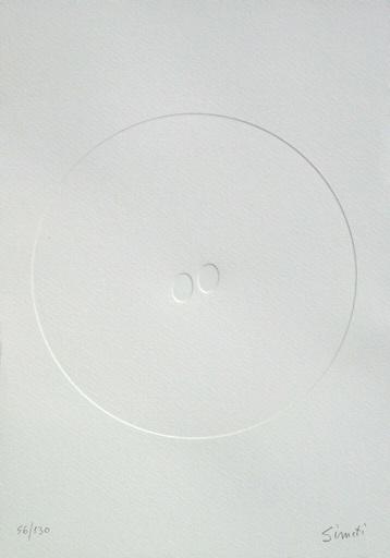 Turi SIMETI - Druckgrafik-Multiple - Spazialità in luce e silenzio