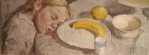 Angel BADIA CAMPS - Pintura - Un dolç somni