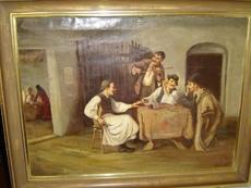 Ferenc P. KOVATS - Peinture