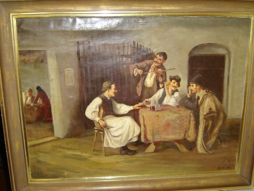 Ferenc P. KOVATS - Pintura