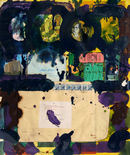 Joseph GRAU-GARRIGA - Painting - San Francisco