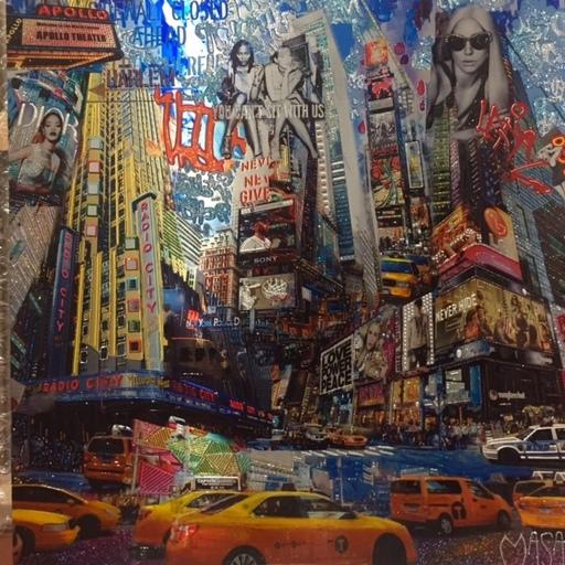 MASAYA - Painting - NY