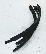 Bernar VENET - Grabado - Effondrement: Arcs