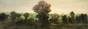 Peter HOFFER - Peinture - Azalea