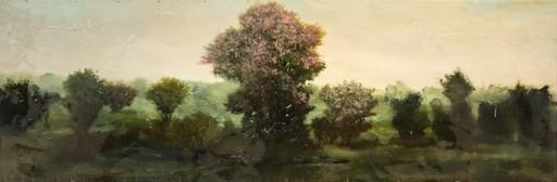 Peter HOFFER - Painting - Azalea