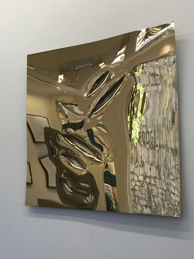 John FRANZEN - 雕塑 - Creation is destruction