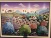 Juan BORRAS - Pintura - Primavera relajada