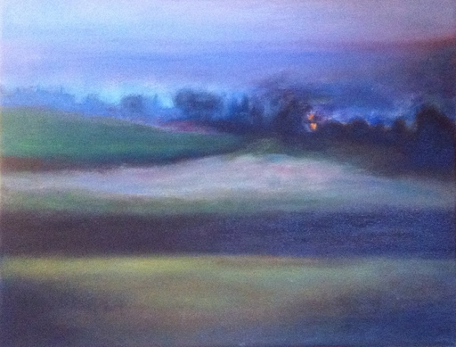 Federico JIMÉNEZ Y FERNÁNDEZ - Painting - paysage