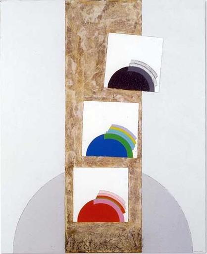 Eugenio CARMI - Peinture - Fra sogno e realtà