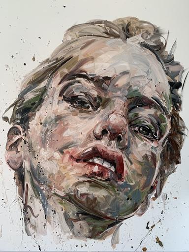 Philippe PASQUA - Pittura - Sans