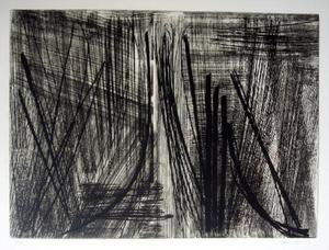 Hans HARTUNG - Estampe-Multiple - #25