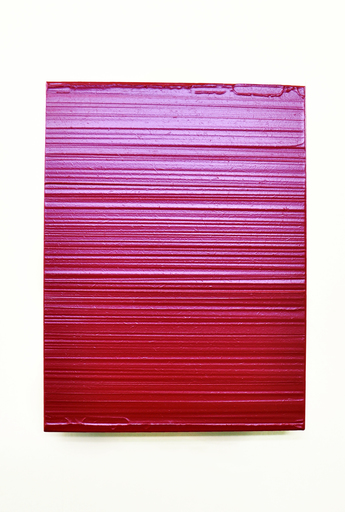 Domenico D'OORA - Peinture - Red mercury/silver