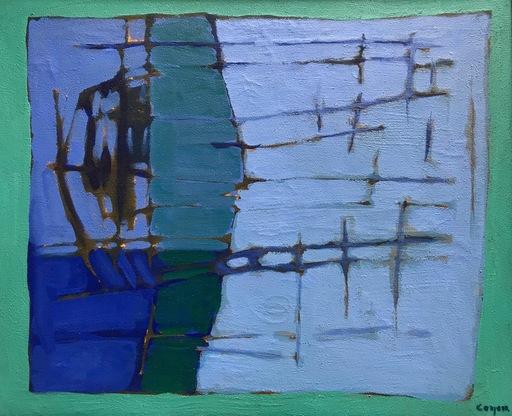 Antonio CORPORA - Peinture - Mattino