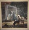 Samuel MÜTZNER - Painting - Homme à la lecture
