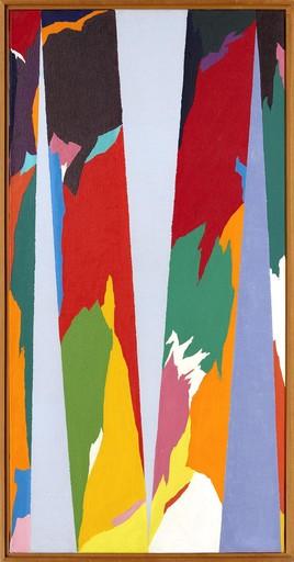 Piero DORAZIO - Pintura - DISTANZE I