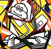 Fernando DA COSTA - Scultura Volume - Bibendum #1