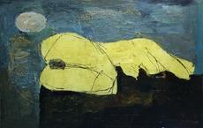 Maxim BASHEV - Painting - Moonshining
