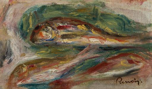 Pierre-Auguste RENOIR - Gemälde - Les rougets